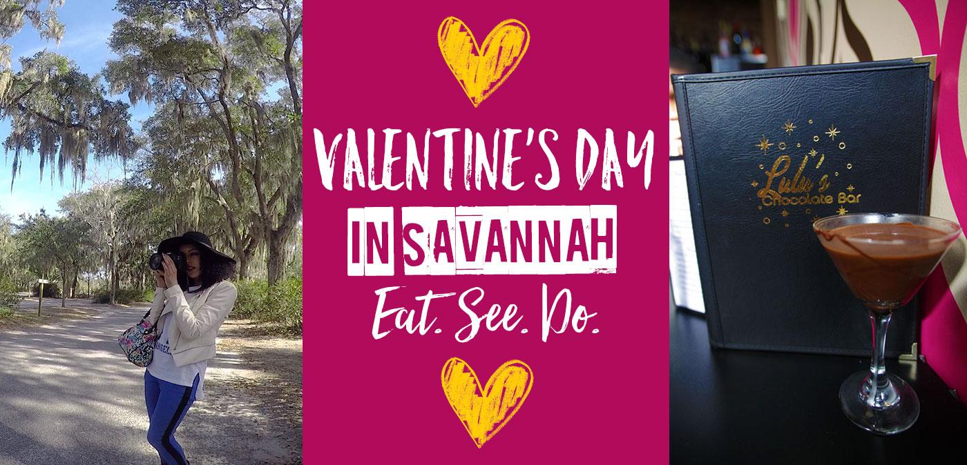 Valentine's Weekend in Savannah: A Bad Idea Gone Good