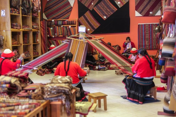 Peru Travel Guide: Tip - One way to explore local culture in Cusco is by visiting the Center of Traditional Textiles