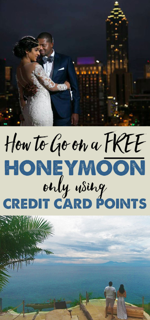 How to go on a Free Honeymoon Using Credit Card Points