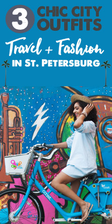 Fashion and Travel Inspiration: City Outfits in St. Petersburg