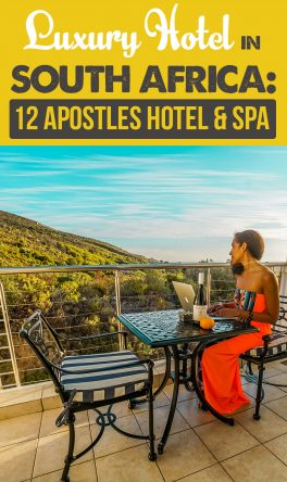 12 Apostles Hotel & Spa in Cape Town, South Africa
