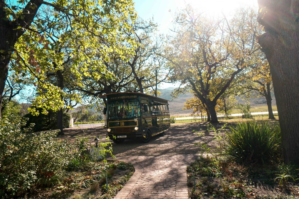 The Franschhoek Wine Tram
