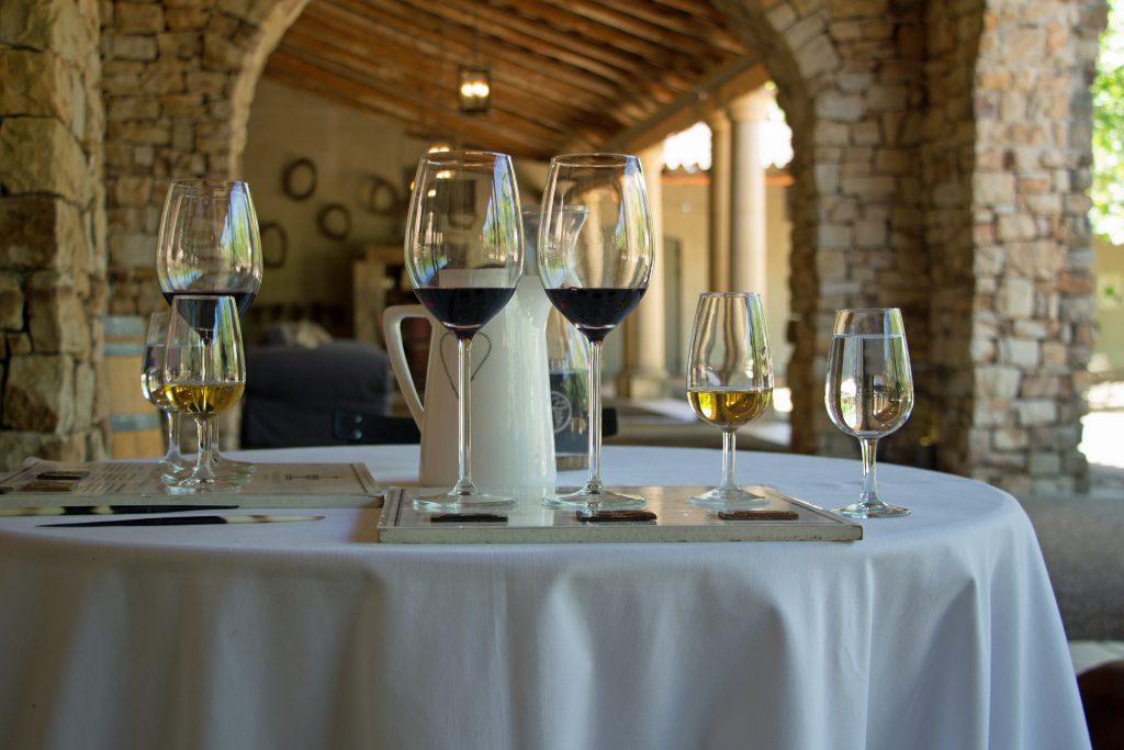 Wine Tasting at Waterford Estate