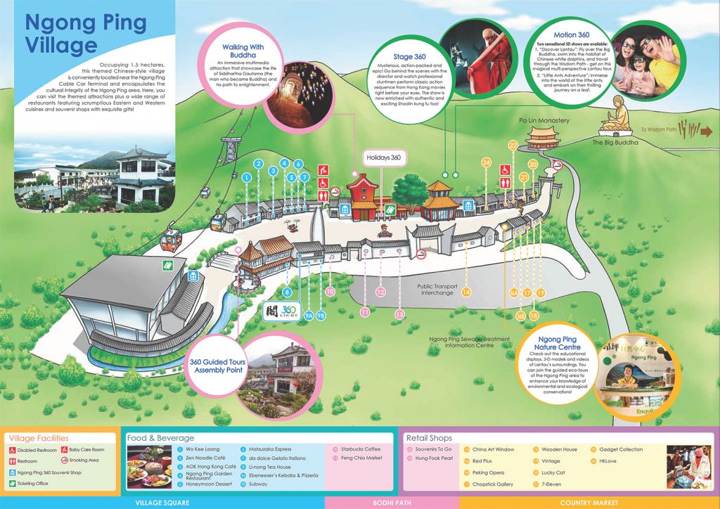 15 Things to Do in Hong Kong: Ngong Ping Village