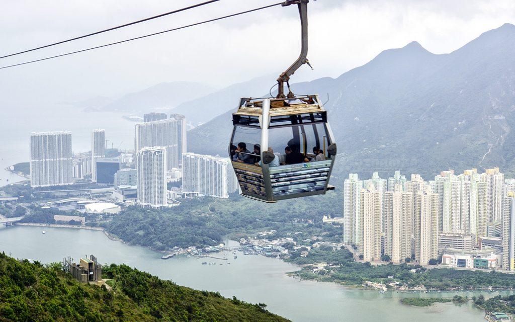 15 Things to Do in Hong Kong: Ngong Ping 360
