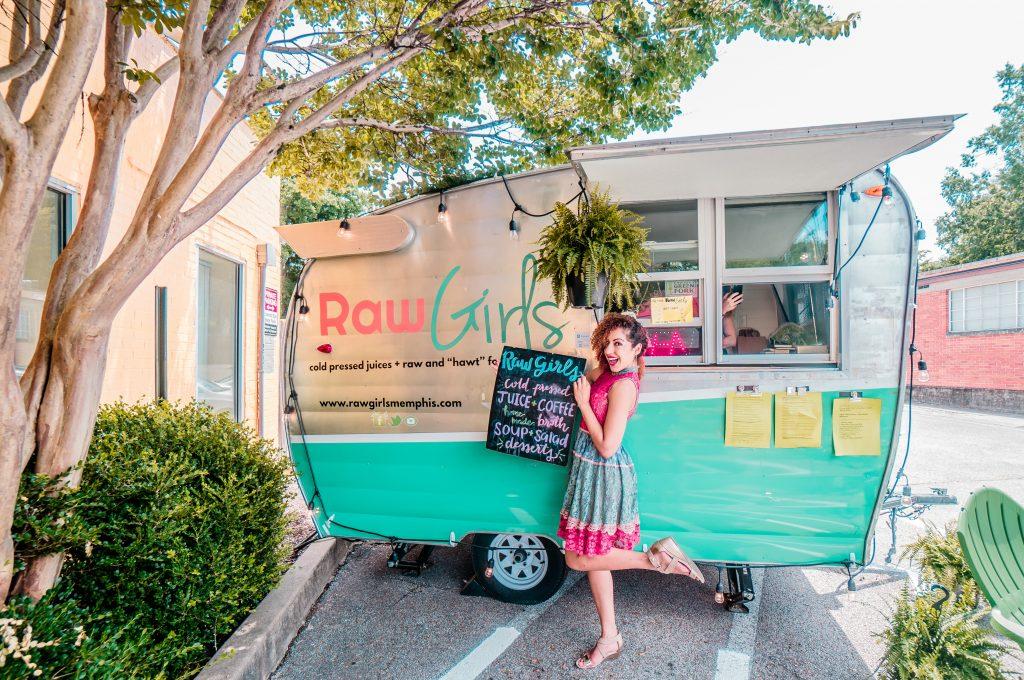 Memphis Vegan Food Truck