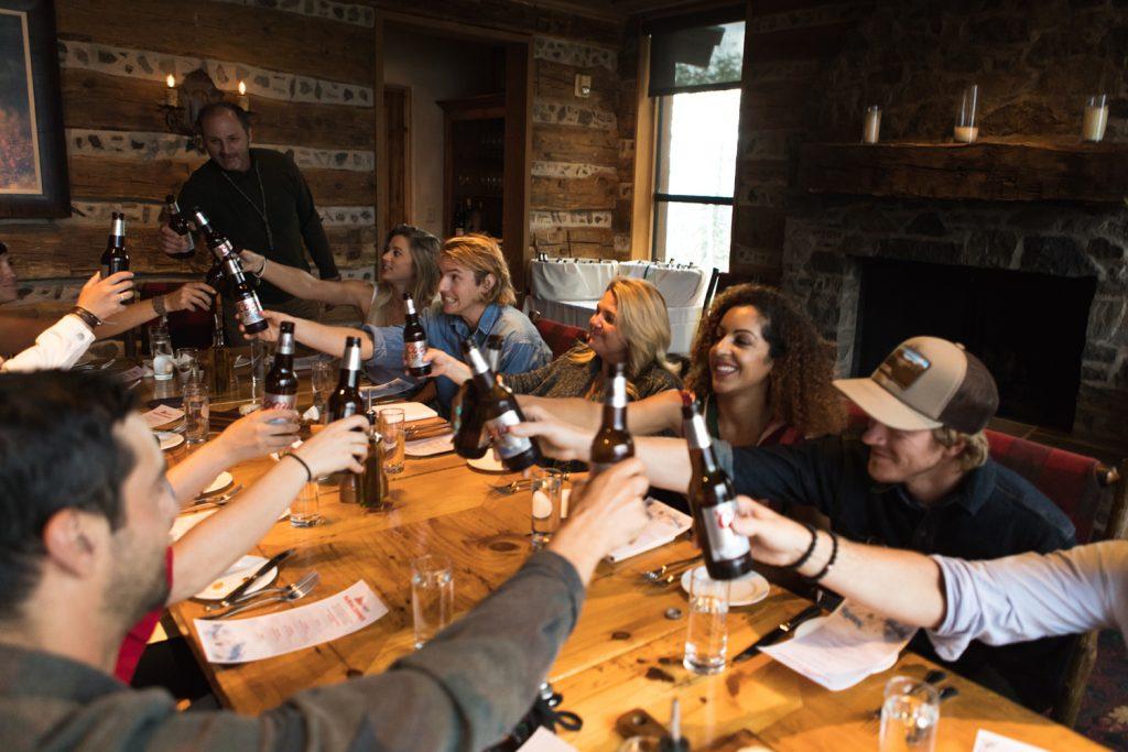 'Climb with Coors' - Telluride, Colorado Pre-Climb Dinner