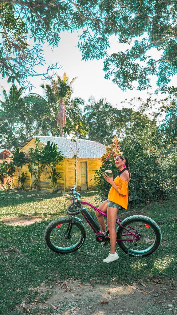 Electric Bike Tour, Puerto Plata