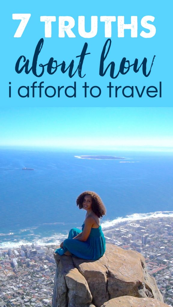 Money Talk - Post 1: 7 Truths About How I Travel So Much—and Why Maybe You Shouldn't