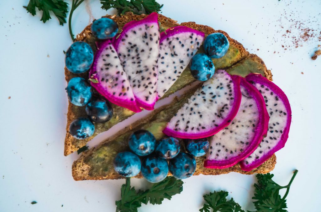 Avocado Toast for Every Season: Summer Idea