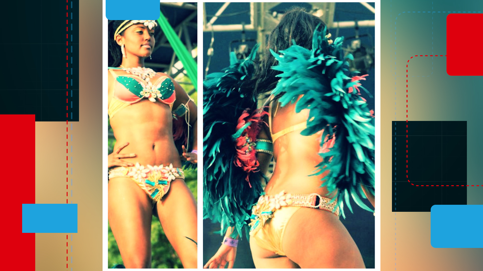 Carnival in St. Lucia | Sustainable Travel