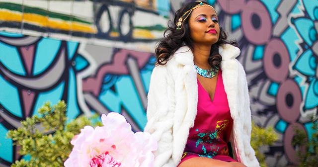 Saint Lucian Designer Pays Homage to Atlanta's Artistic Evolution