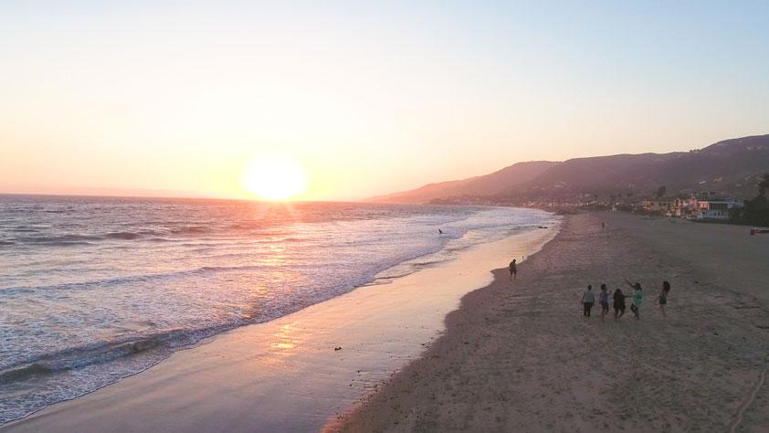 Weekend Getaway to Malibu, California
