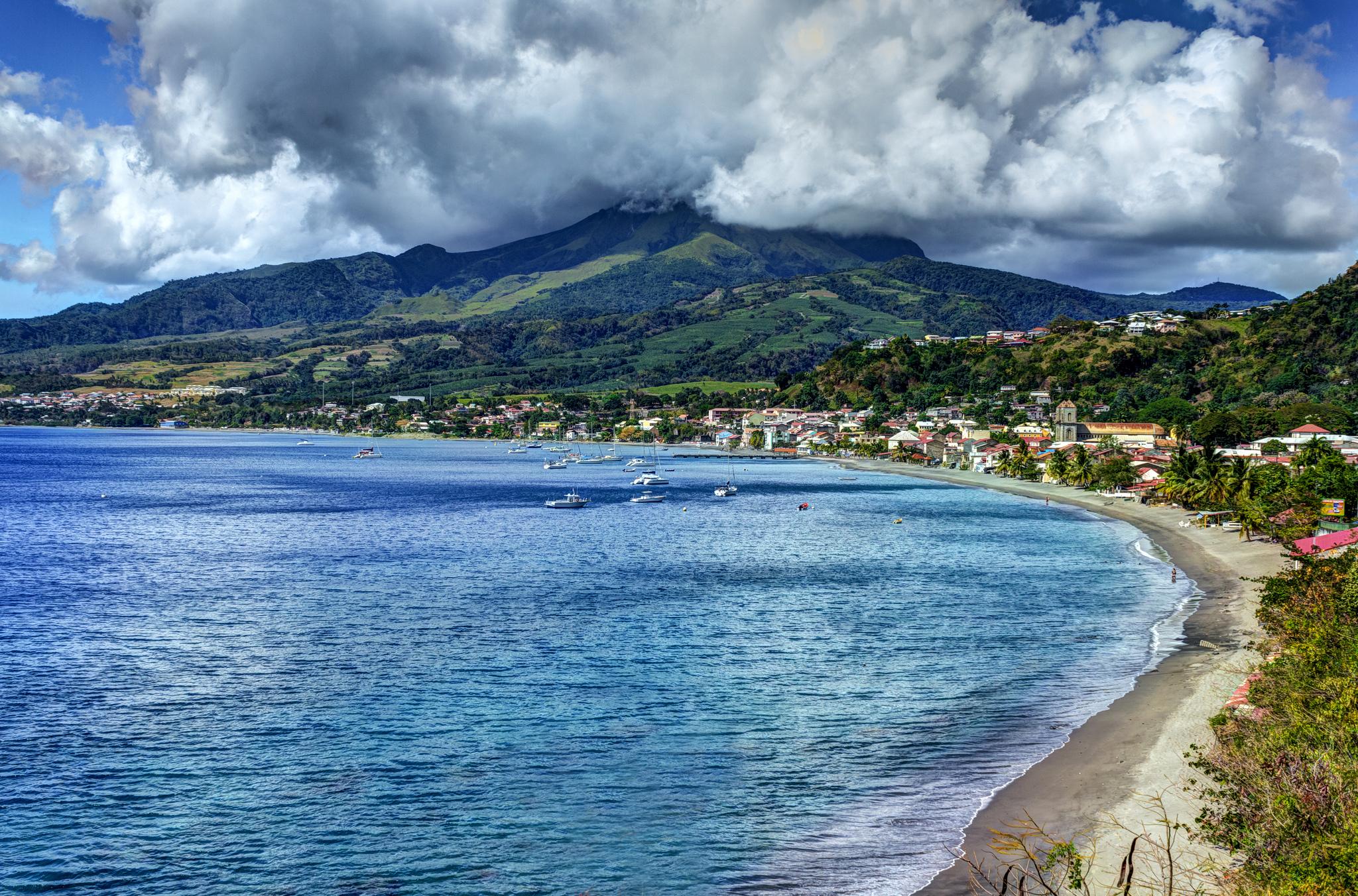 Martinique is The Caribbean's Best Kept Secret