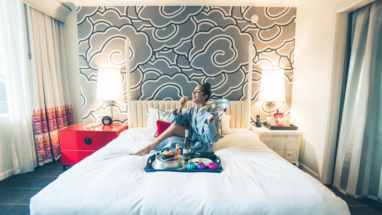Sustainably Stylish: Kimpton Hotel Monaco Seattle