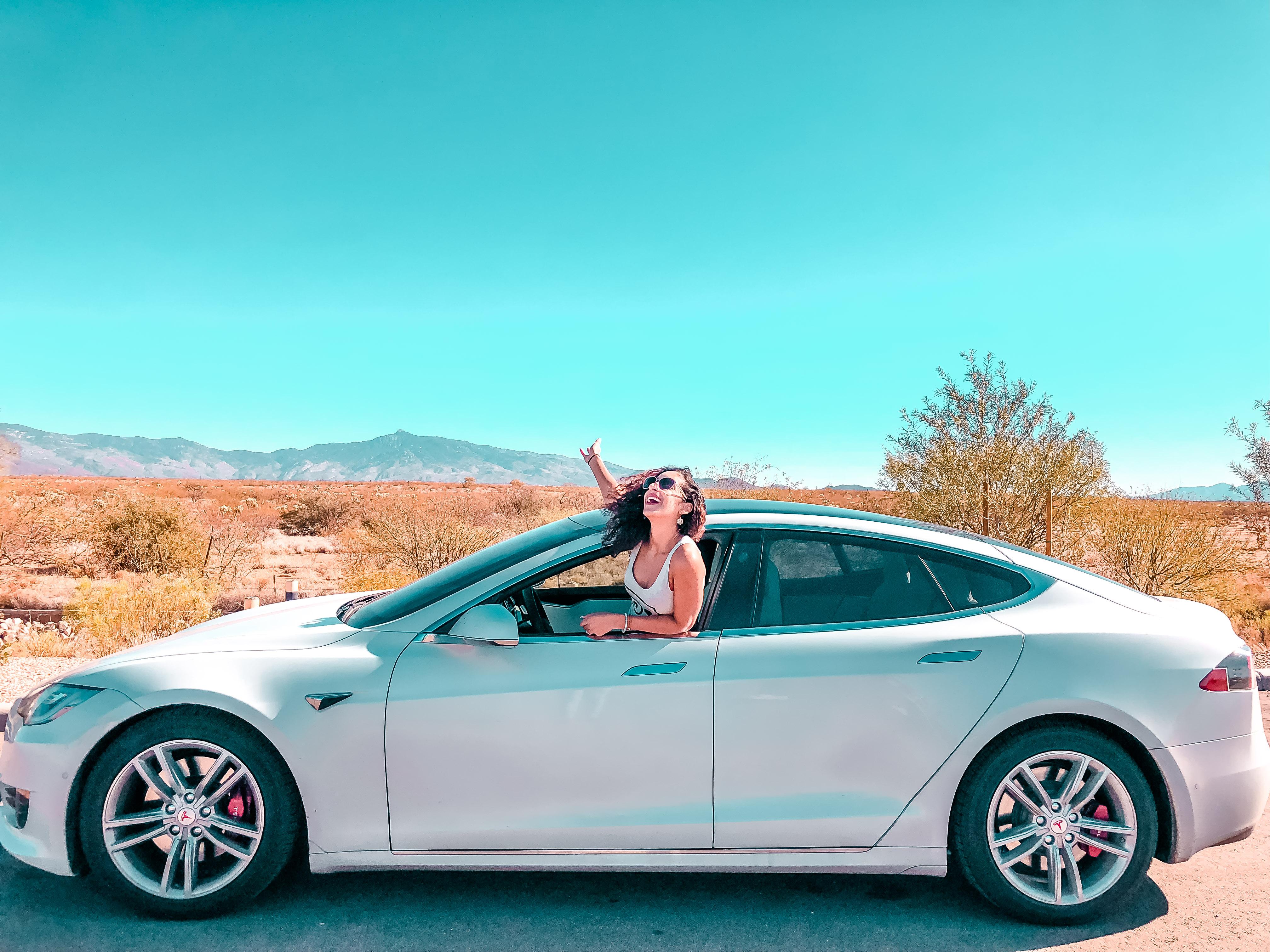 Tesla Road Trip