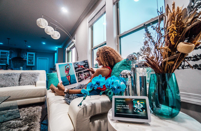 Smart Home Interconnectivity with Google Nest Hub