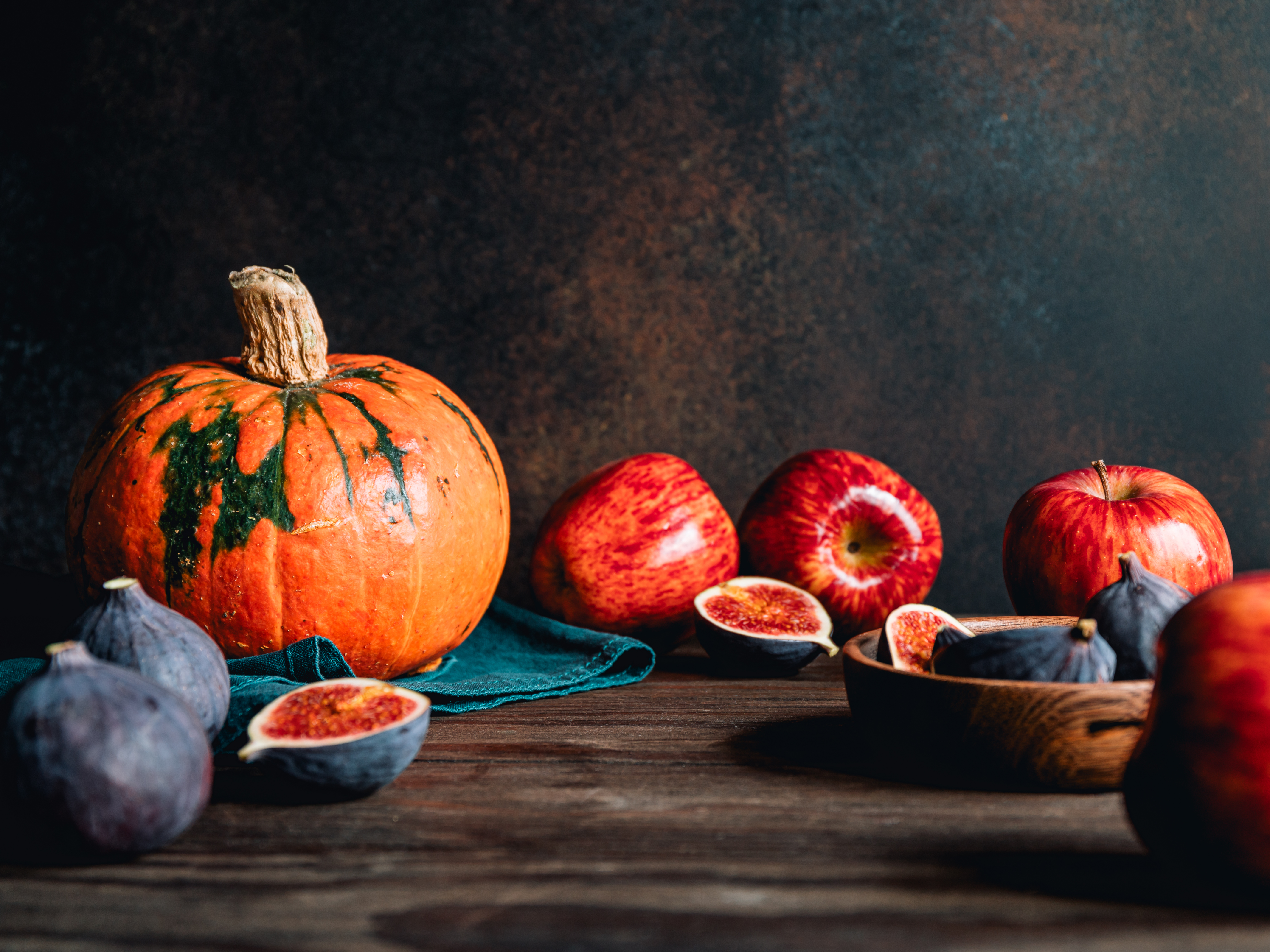 58 Fall Fruits and Vegetables to Try This Autumn